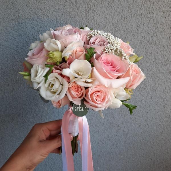 Букет невесты №15, Букет для невесты, букет невесты, свадебный букет,