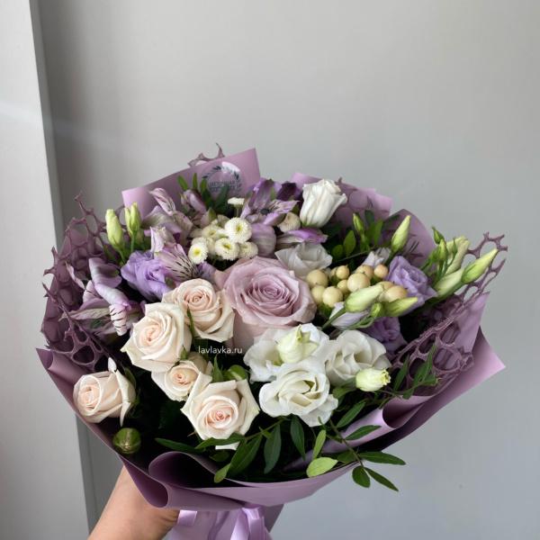 Букет №39, букет на 8 марта, бюджетные букеты, Бюджетный букет, недорогие букеты на 8 марта, цветы на 8 марта,